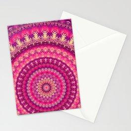 Mandala 303 Stationery Cards