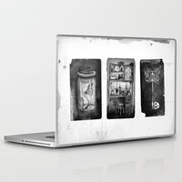 alchemy Laptop & iPad Skins featuring Alchemy by Mutt Ink