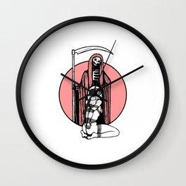 Inauspicious Wall Clock