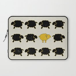 Dare To Be Different Sheep Laptop Sleeve