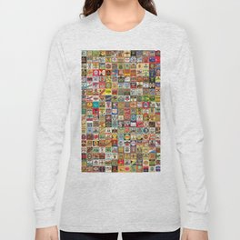 Beer Montage Long Sleeve T-shirt