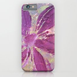 Lilly Pop! iPhone Case