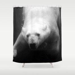Polar Bliss Shower Curtain