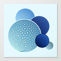 planets Canvas Prints featuring - planets - by Digital Fresto