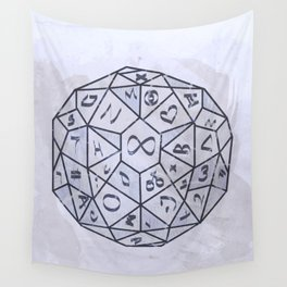 Dungeons Dungeons Wall Tapestry