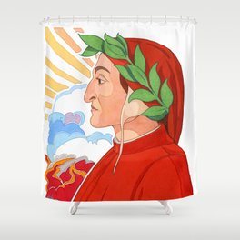 Dante Shower Curtain