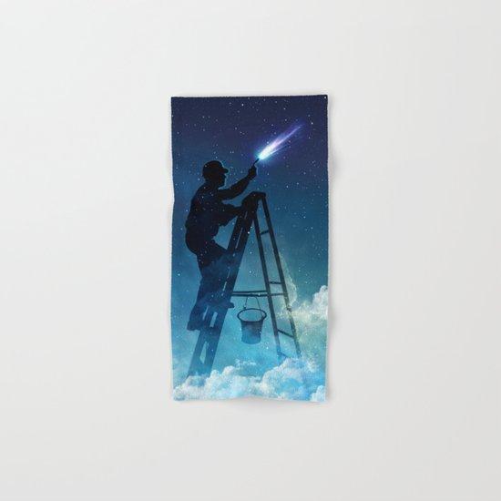 Star Builder Hand & Bath Towel