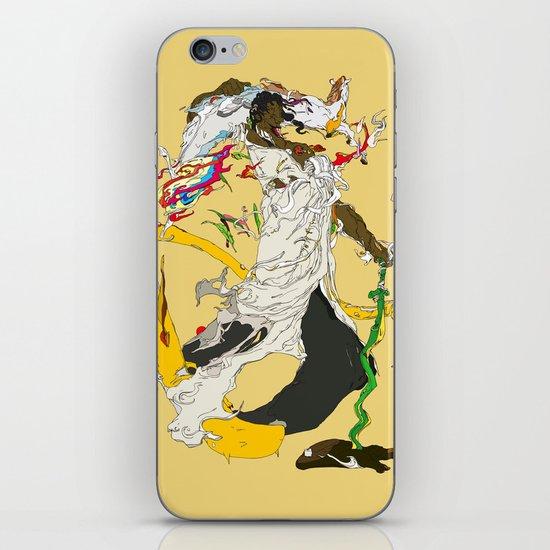素戔男 - SUSANOO iPhone & iPod Skin
