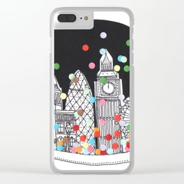 London City Clear iPhone Case
