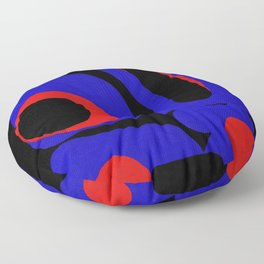 Onlookers Floor Pillow