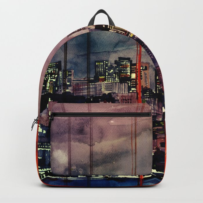 San Francisco Backpack