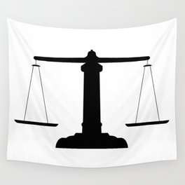weight scale Wall Tapestry