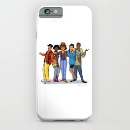 A Different World iPhone Case