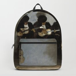 John Singer Sargent - El Jaleo Backpack
