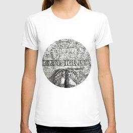 Art Beneath Our Feet Project - Gotland T-shirt