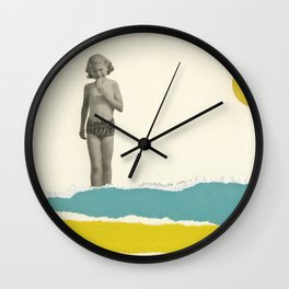 Ice Lolly Wall Clock