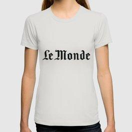Le Monde T-shirt