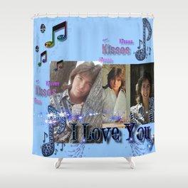 David Cassidy - Musical Sass Shower Curtain