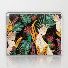 Tropical Cockatoos Laptop & iPad Skin