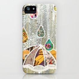Dance In the Rain iPhone Case