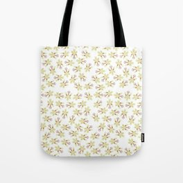 Sedirea japonica orchid pattern Tote Bag