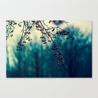 returns Canvas Prints featuring Diminishing Returns by Faded  Photos