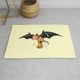 Ding Bat Rug