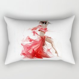 dancer1 Rectangular Pillow