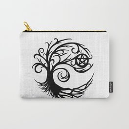 Pentacle Tree Carry-All Pouch