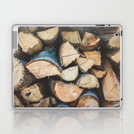 Wood / Photography Print / Photography / Color Photography Laptop & iPad Skin