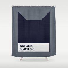 BATONE Shower Curtain
