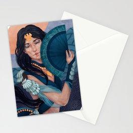 Sapphire Princess Stationery Cards