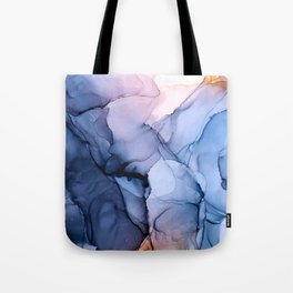 Captivating 1 - Alcohol Ink Painting Tote Bag