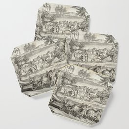 A. J. Defehrt - Chariot of Apollo (1764) Coaster