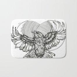 The Eagle Bath Mat