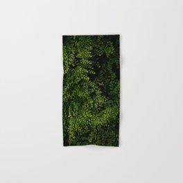Small leaves Hand & Bath Towel