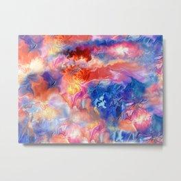 Pastel Storm by Spano  Metal Print