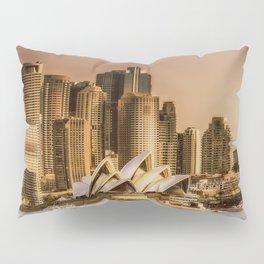 Sydney Cityscape Pillow Sham