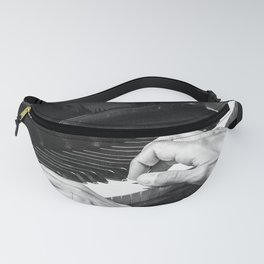 Play the Piano Fanny Pack