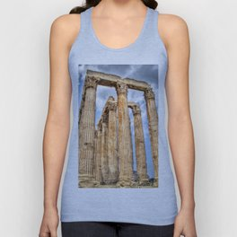 Temple of Zues Unisex Tank Top