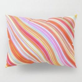 Wild Wavy Lines 23 Pillow Sham