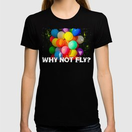 Colorful Toy Balloons T-shirt