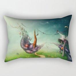Freedom Fields Rectangular Pillow