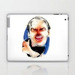 Jack Nicholson Laptop & iPad Skin