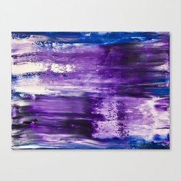 Motion Blues Canvas Print