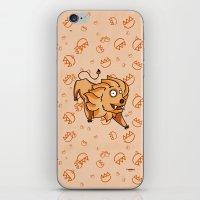 leo iPhone & iPod Skins featuring Leo by Giuseppe Lentini