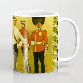 Vintage British Poster Coffee Mug
