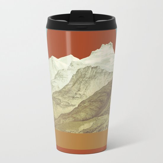 MTN Metal Travel Mug