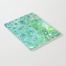 Seafoam Edge Notebook