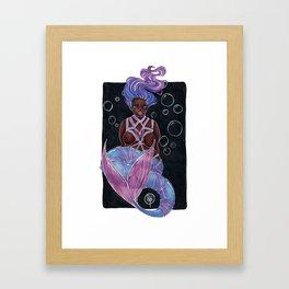 Soft & Tough Framed Art Print